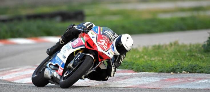 H Ducati Panigale 1199SSTK σε δράση, στην πίστα των Μεγάρων, με τον Πρωταθλητή Ελλάδας Supersport Γρηγόρη Παναγιωτόπουλο στα χειριστήρια!