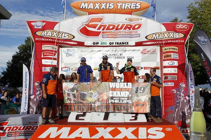 Ο Ivan Cervantes έχασε το πρωτάθλημα αλλά κέρδισε τον τελευταίο γύρο