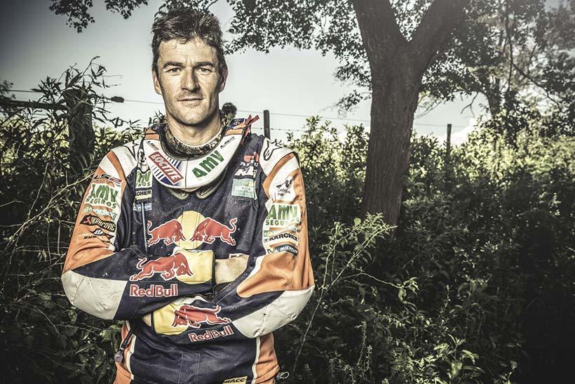 Ο θρύλος του Dakar στους δύο τροχούς Marc Coma© Flavien Duhamel/Red Bull Content Pool