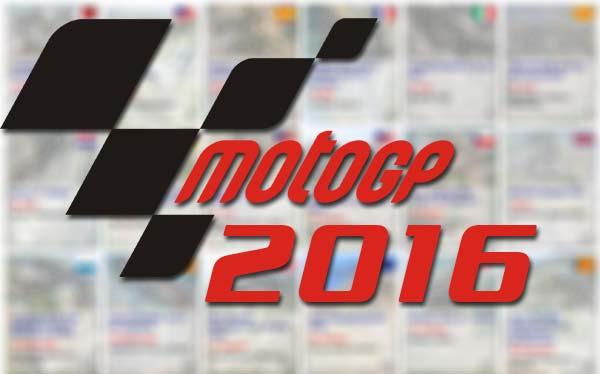 Η FIM και η Dorna επιβεβαίωσαν το τελικό ημερολόγιο MotoGP 2016