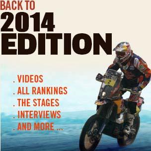 DAKAR-2014-edition