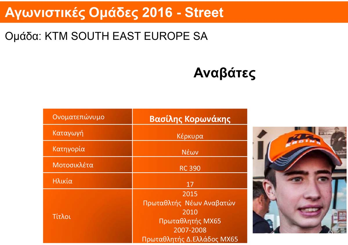KTM-South-East-Europe-Racing-Team-2016-ppt