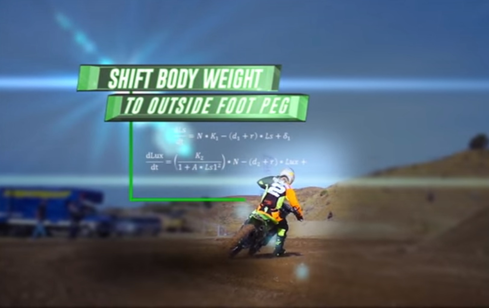 Science of Supercross