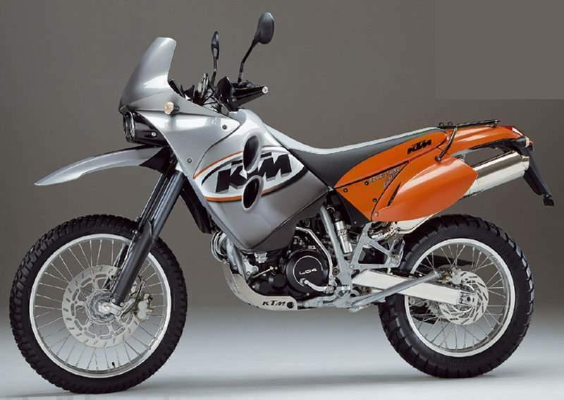 KTM 640 LC4 Adventure 99 1