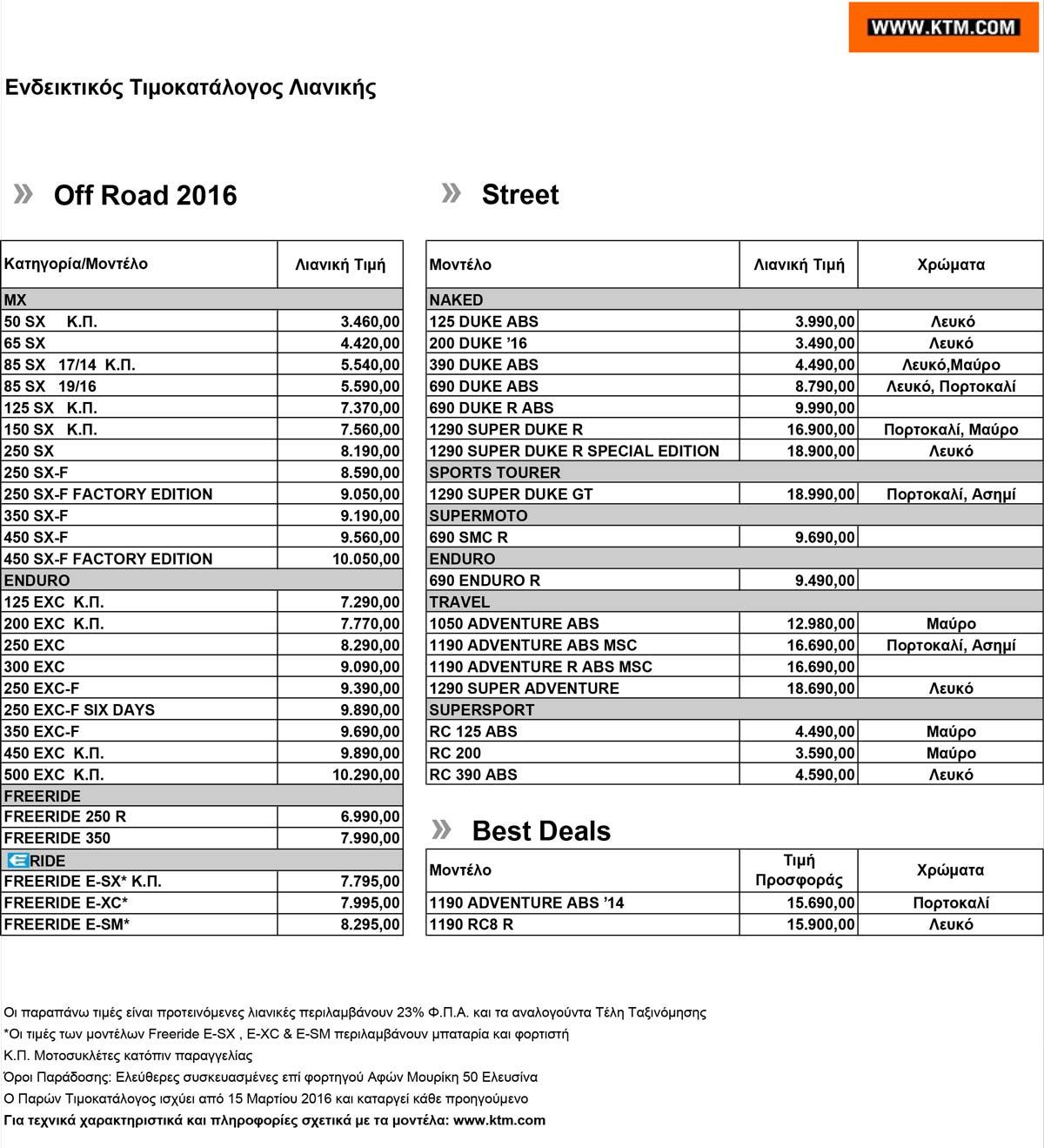 KTM-Retail-Pricelist_2016_15_03_2016