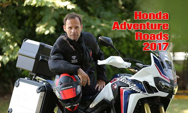 Honda Adventure Roads 2017- Όσλο μέχρι Βόρειο Ακρωτήρι