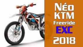 Nέο KTM Freeride EXC 2018