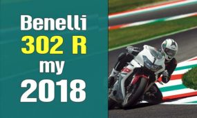 Benelli 302 R my 2018