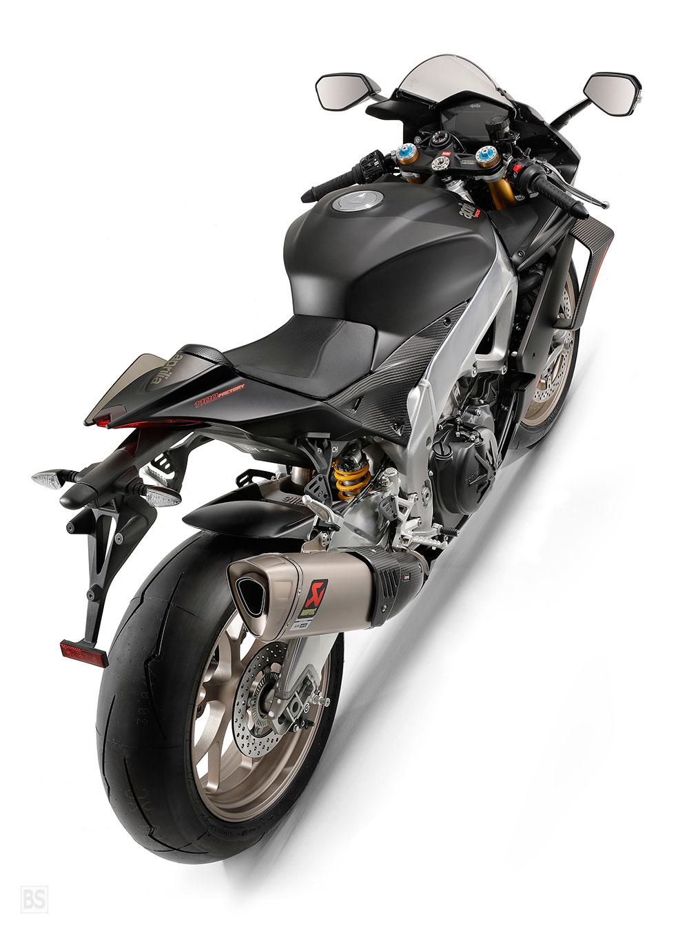 0e696bbf2a Aprilia RSV4 1100 Factory - Παρουσίαση - Φωτογραφίες - Biker Spirit ...