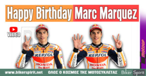 Happy Birthday Marc Marquez – VIDEO