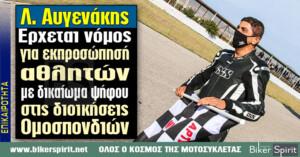 """Αυγενάκης: """" Έρχεται νόμος για εκπροσώπησή αθλητών με δικαίωμα ψήφου στις διοικήσεις των Ομοσπονδιών"""""""
